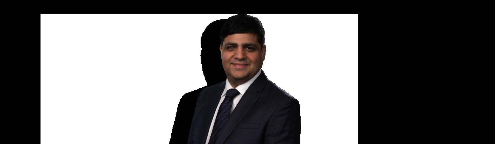 Headshot of Arshid A. Sheikh