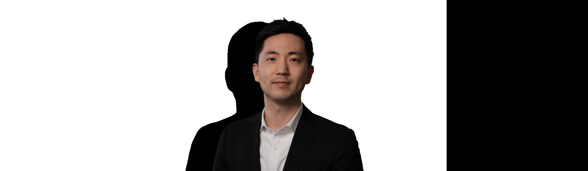 Headshot of Jacob Huh
